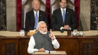 Shiv Sena mouthpiece 'Saamana' praised Narendra Modi for
