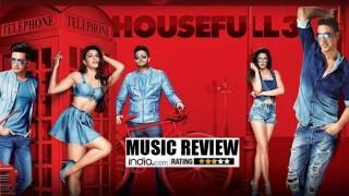 Housefull 3 music review: Akshay Kumar & Jacqueline Fernandez starrer has peppy numbers!