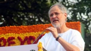 AAP demands arrest of Najeeb Jung after his office forwarded murder accused's petition