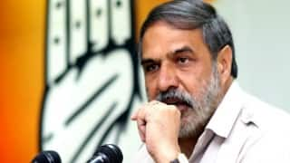 Narendra Modi government surrendering to pressure of US pharma lobby: Anand Sharma