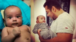 These pictures are proof that Salman Khan's nephew Ahil is the cutest star kid ever!