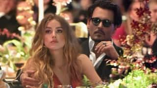 Johnny Depp, Amber Heard in custody battle over dogs