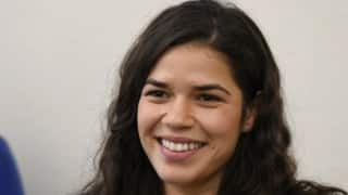 America Ferrera shares 'Ugly Betty' throwback photo