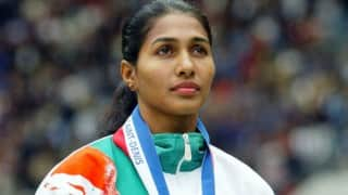 Anju Bobby George steps down as the Kerala Sports Council President after public row with EP Jayarajan