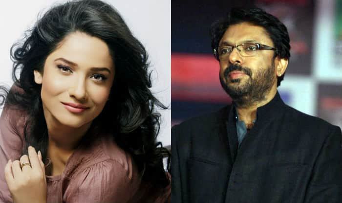 Is Sushant Singh Rajput's ex-girlfriend Ankita Lokhande making her Bollywood debut in Sanjay Leela Bhansali's Padmavati?