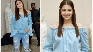 Anushka Sharma's wedding look from Sultan decoded