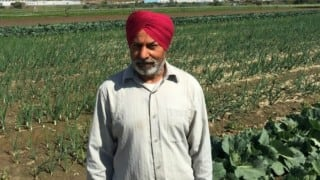 This Indian Sikh farmer saved a woman from drowning in a river in Canada
