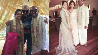Benny Dayal marries Catherine Thangam: All you need to know about the Badtameez Dil singer's wife