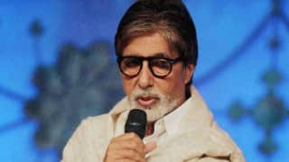 Amitabh Bachchan portrays a rural man in ads
