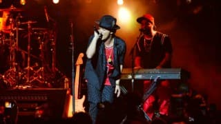 Bruno Mars partners with Skrillex on new music