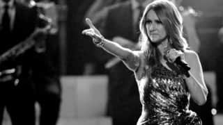 Celine Dion's name changing trick for twins