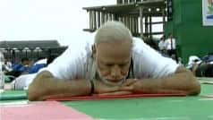 International Yoga Day: Make yoga a part of your life, says Narendra Modi