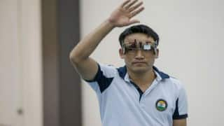 Jitu Rai wins silver in ISSF World Cup