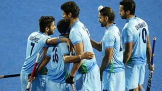 India rally to beat Ireland in 6-nation hockey