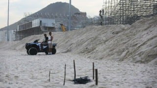 Body parts found near Rio Olympic volleyball venue