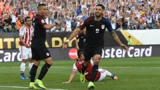 Copa America 2016: US into Copa quarters as Paraguay downed