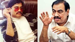 Eknath Khadse link with Dawood Ibrahim: Maharashtra ATS gives him clean chit, seeks explanation from 'ethical hacker'