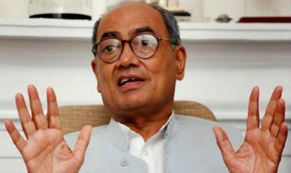 Is Narendra Modi handing Finance Ministry over to Subramanian Swamy: Digvijaya Singh