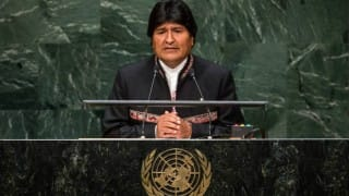 Bolivia: Five arrested for training child to pretend he was President Evo Morales's son