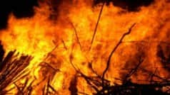 Fire in Hauz Khas Village, one found dead