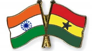 India, Ghana to enhance security, defence ties to combat terror