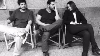 Force 2: When Sonakshi Sinha & John Abraham took a power-nap break on sets