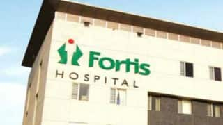 Fortis Healthcare sinks on Rs 500-crore fine on subsidiary