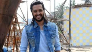 I am not embarrassed of any of my work: Riteish Deshmukh