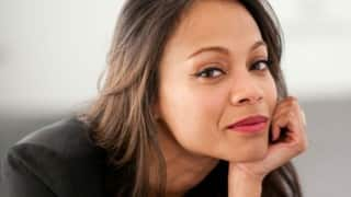 Zoe Saldana recalls brush with sexism in Hollywood