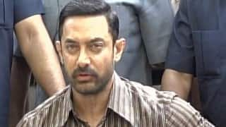 Aamir Khan resumes Dangal shooting in young avatar