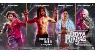 Udta Punjab: HC prohibits circulation of pirated copies of the film