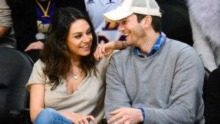 Mila Kunis and Ashton Kutcher expecting second baby