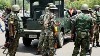 Nigerian military arrests 19 suspected oil militants