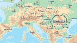 4 dead when bus overturned in central Romania
