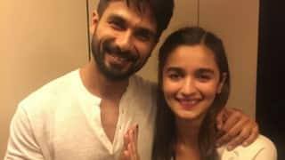 Shahid Kapoor and Alia Bhatt happy, relieved as 'Udta Punjab' hits the screens