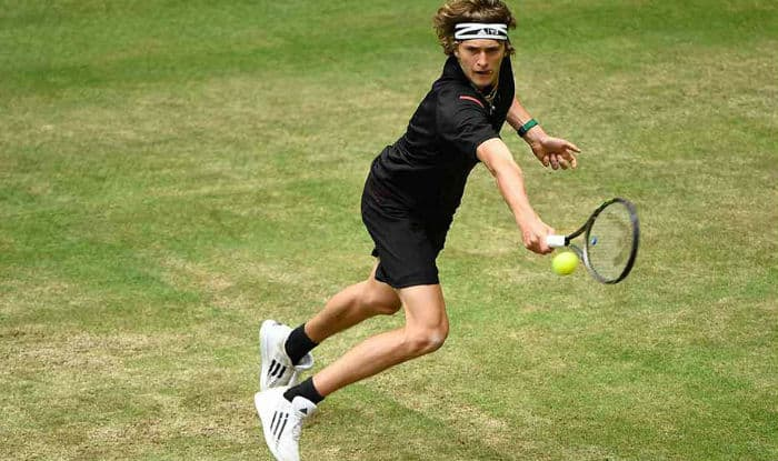 Image result for alexander zverev grass