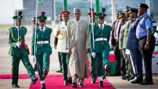 Muhammadu Buhari returns to Nigeria after London medical stay