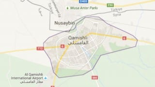 Suicide bomber kills 3 in Syria