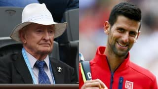 Rod Laver would be happy if Novak Djokovic wins tennis' Grand Slam