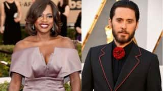 Viola Davis reveals why she wanted to pepper spray Jared Leto