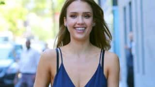 Jessica Alba didn't plan first pregnancy