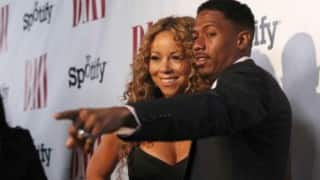Nick Cannon claims he isn't holding up divorce from Mariah Carey