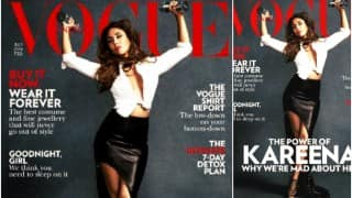 Kareena Kapoor chooses 'husband, future kids' over 'conquering world'