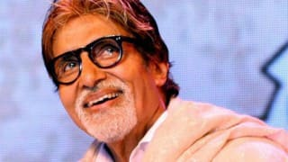 Amitabh Bachchan grabs highest votes to play Balasaheb Thackeray in biopic Saheb