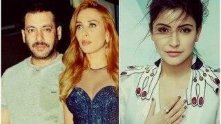 Anushka Sharma to throw a party for Salman Khan's girlfriend Iulia Vantur!