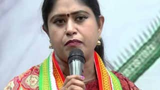 District Sessions Court issues non-bailable warrant against S Vijayadharani