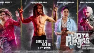 Udta Punjab set to release on Friday
