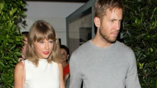 Calvin Harris 'struggled' with Taylor Swift's 'regimented' life