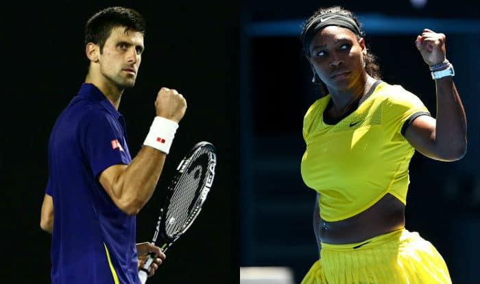 French Open 2016 Novak Djokovic And Serena Williams Are Legends Of The Sport Beyond Numbers And Records India Com