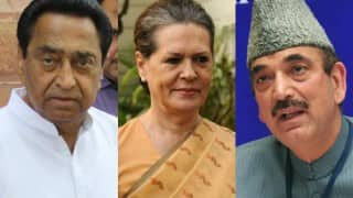 Sonia Gandhi appoints Ghulam Nabi Azad as Congress general secretary incharge of UP, Kamal Nath to look after Punjab